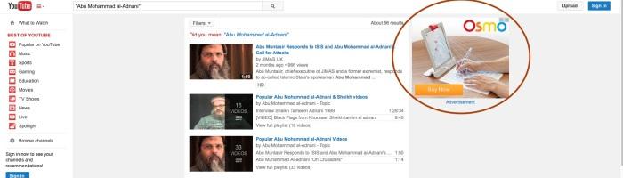 youtube aladnani osmo ad